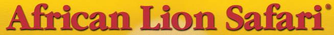 African Lion Safari coupon codes