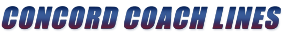 Concord Coach Lines coupon codes