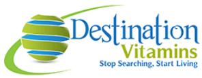 Destination Vitamins coupon codes