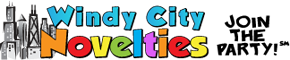 Windy City Novelties Save 20% on Orders